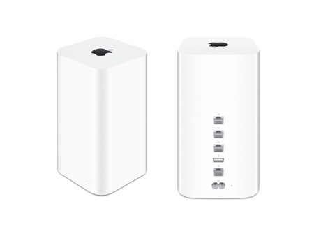 Apple AirPort Time Capsule 2TB - Magazyn Danych - Backup