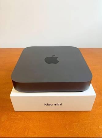 Apple Mac Mini i7 6x3,2 GHz, 256GB SSD, 64GB RAM, MOCARZ!