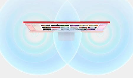 Apple iMac 24 Retina 4.5K Procesor M1 8 rdzeni 3,2GHz, GPU 7 rdzeni SSD 256GB RAM 8GB Różowy (Pink)