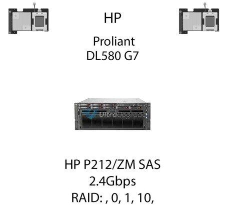 Kontroler RAID HP P212/ZM SAS  462828-B21, 2.4Gbps - 462828-B21