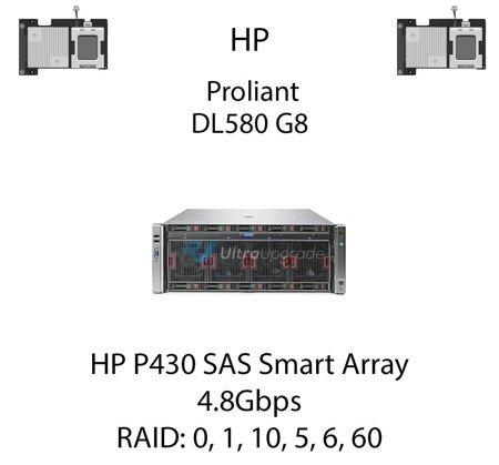 Kontroler RAID HP P430 SAS Smart Array, 4.8Gbps - 698529-B21