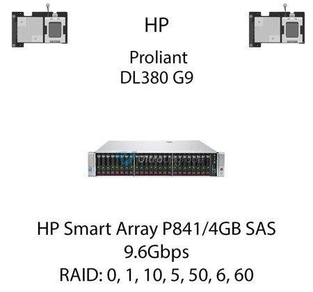 Kontroler RAID HP Smart Array P841/4GB SAS, 9.6Gbps - 726903-B21